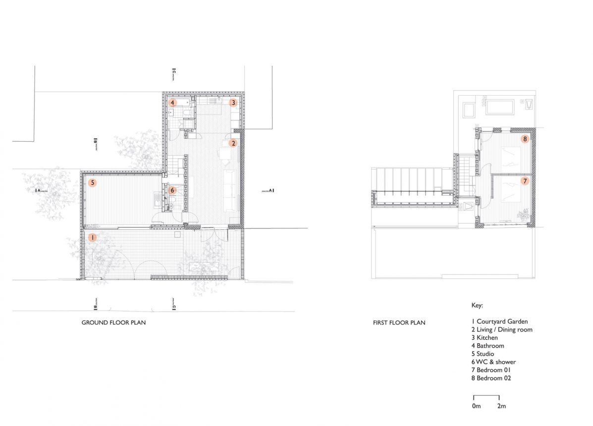 A New House & Art Studio